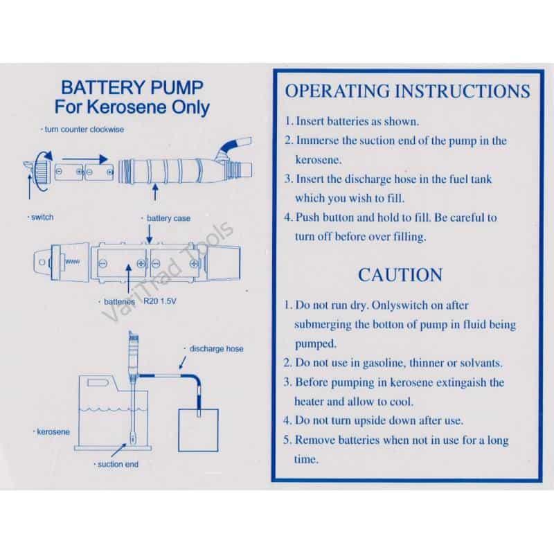 Pomp vloeistofpomp vatenpomp elektrisch