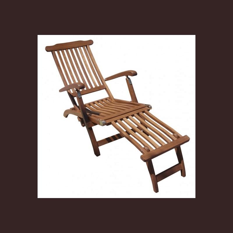 Deckchair, ligstoel relax zon