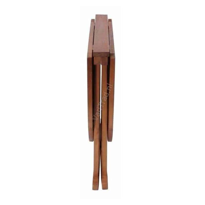 Tuintafel balkontafel scheepstafel eucalyptus hardhoutl inklapbaar ovaal