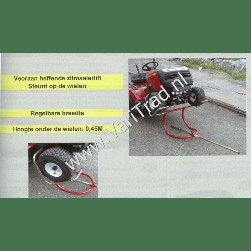 """Zitmaaier quad Hefhulp / Reinigingshulp : """"Varilift VL-130""""."""