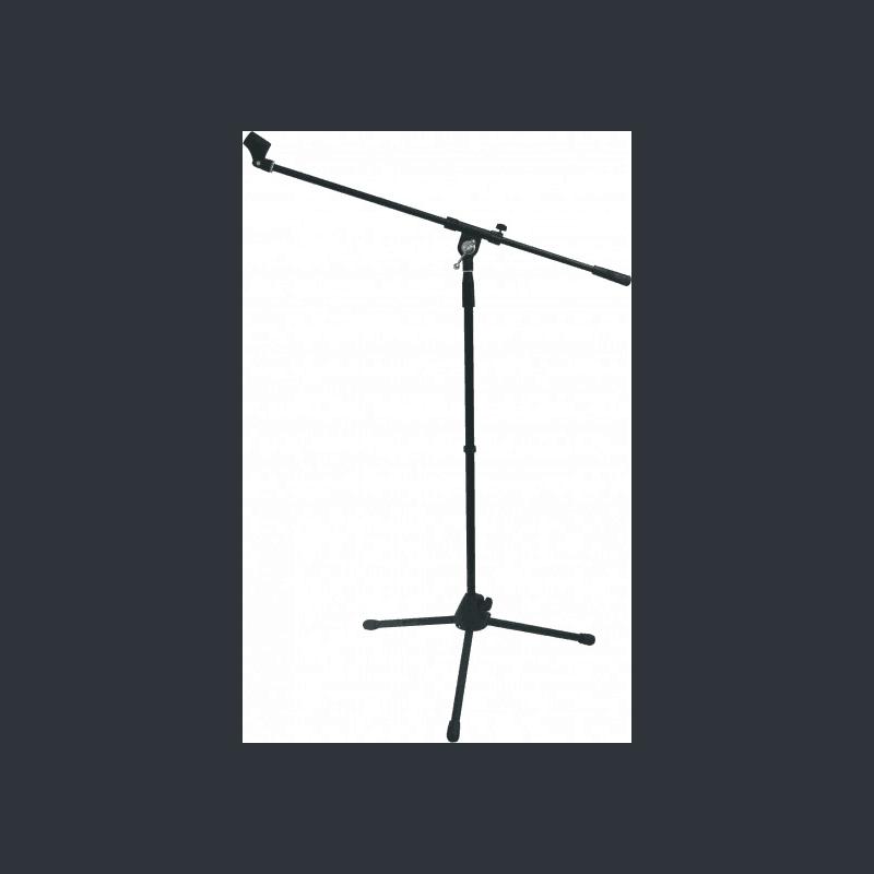 Microfoonstander inklapbaar met microfoonklem