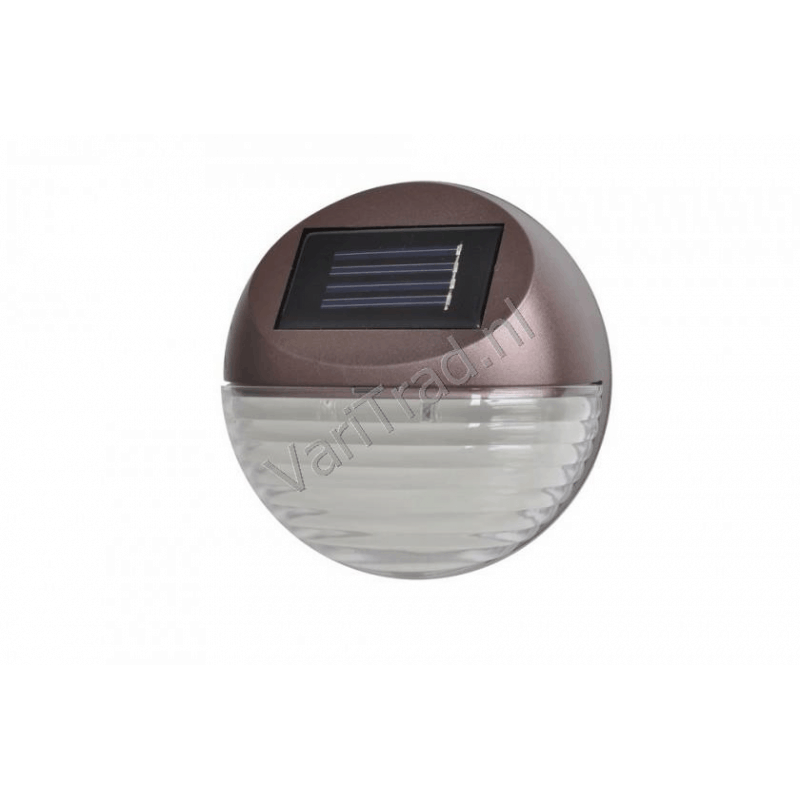 Solar tuin, deur en pad verlichting met 2 ledlampen