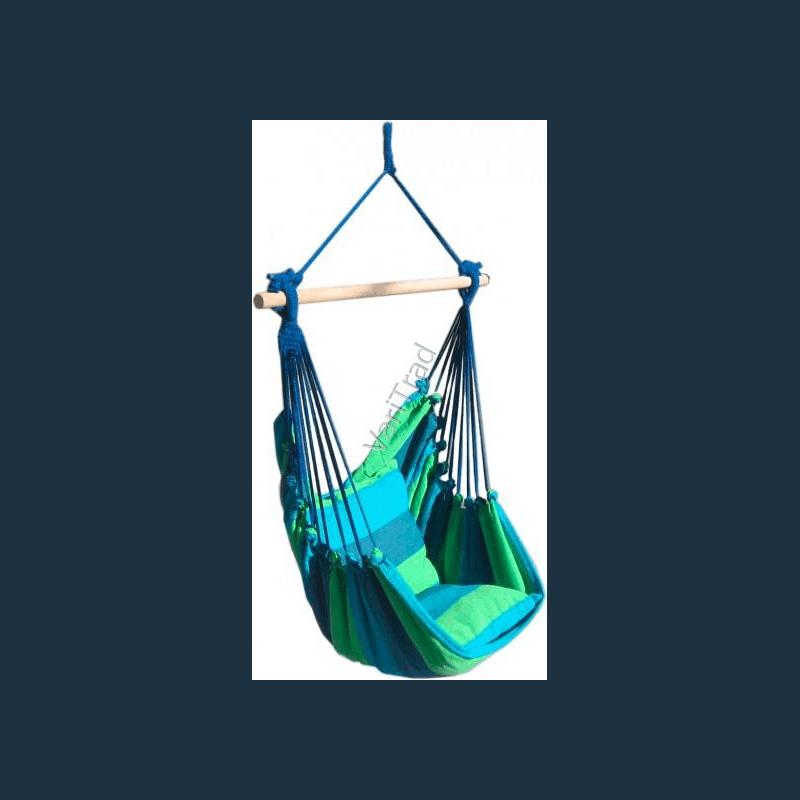 Tuinstoel hangstoel hangmat comfortabel relaxen in uw tuin, veranda of camping