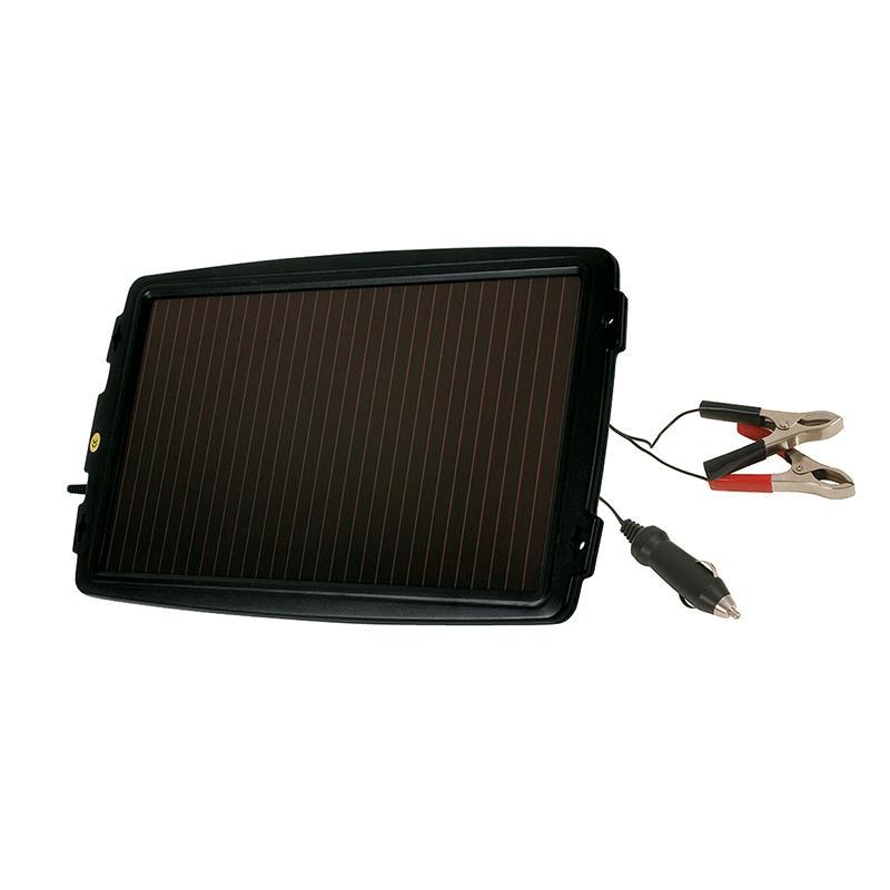 Acculader op zonne-energie solar Solar druppellader 12V 2,4W