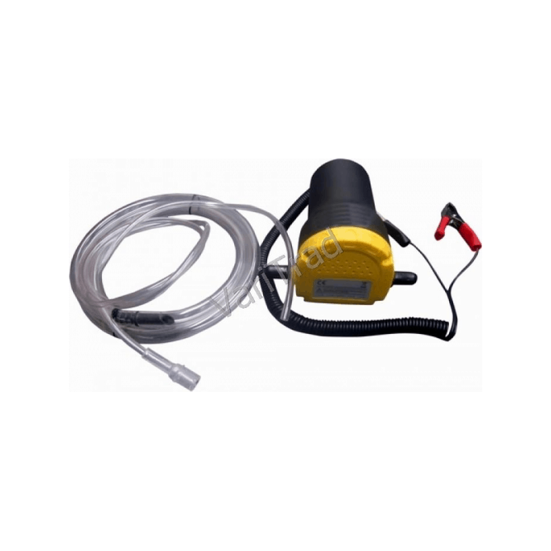Oliepomp olieafzuigset extractor 12V / 60W
