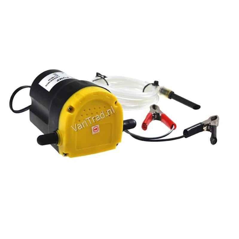 Oliepomp olieafzuigset extractor 12V / 60W
