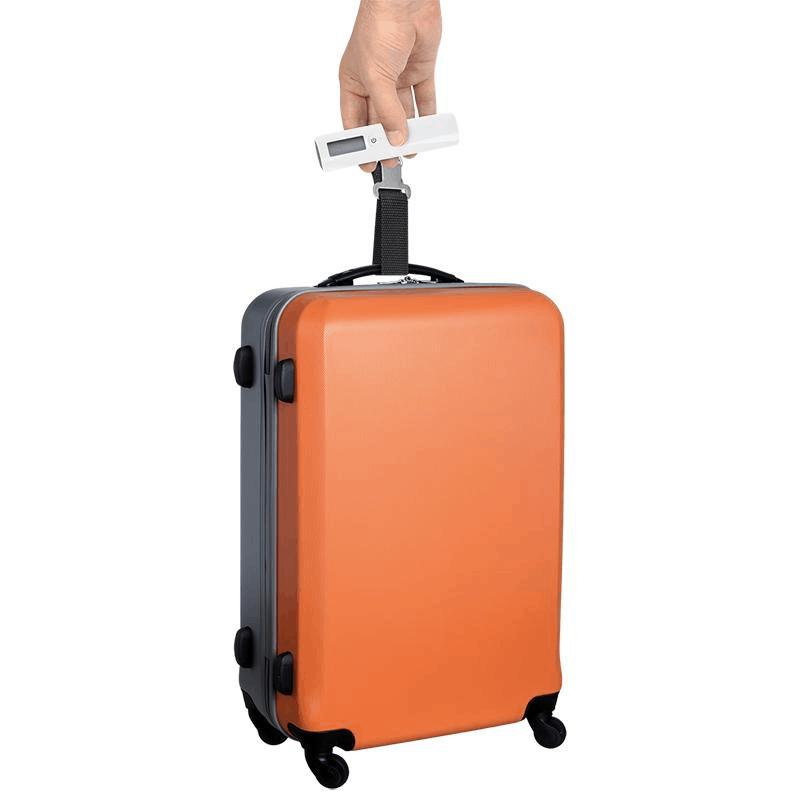 Digitale bagageweegschaal met LCD display
