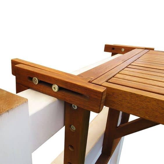 Balkon hangtafel