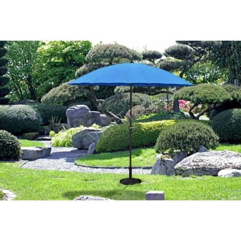 Parasol zon bescherming zonnescherm met molen in 3 kleuren
