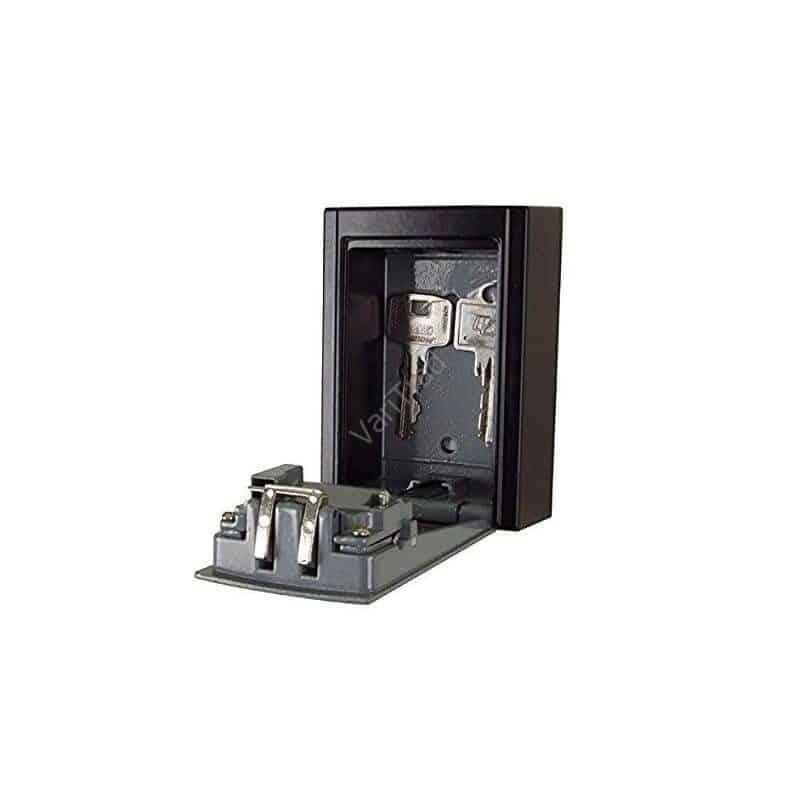 Sleutelkastje sleutelkluis voor buitenshuis veilig sleutels op te bergen denk aan Thuiszorg, kinderen, verhuur