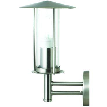 Wandlamp RVS