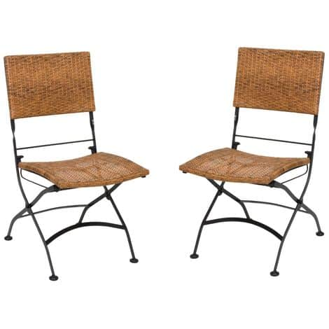 Set vouwstoelen