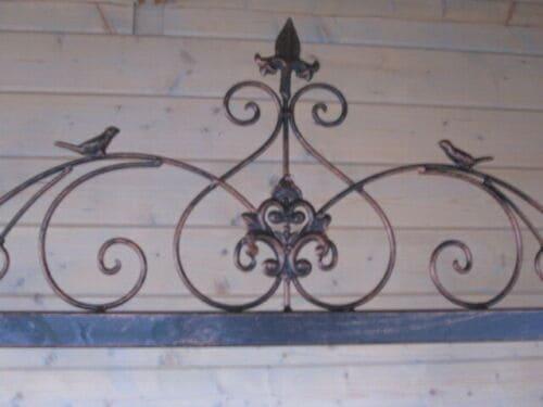 Detail schommel