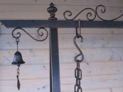 Ophanging schommel